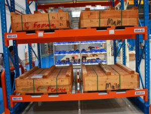 Dynamic Storage Fifo Pallet Rack pictures & photos