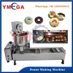 Electric and Gas Kitchen Machine for Making Doughnut pictures & photos
