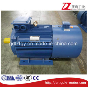 Yvp Series Variable Frequency Three Phase Electric AC Motor for Mining Machinery, IP55 pictures & photos