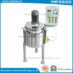 High Quality Sanitary Emulsifying Mixing Tank for Shampoo pictures & photos