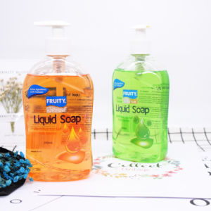 Fruity Foral Liquid Handwash Antibacterial Hand Soap pictures & photos