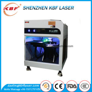DIY 2D 3D 3watts Green Laser Engraving Machine for Glass Crystal Inner Engrave Expensive pictures & photos