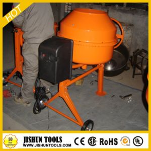 Mini Mobile Concrete Mixer Machine pictures & photos