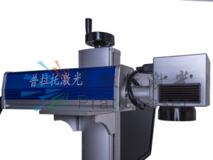 Magnesium Alloy Laser Marking Machine/Aluminium Alloy Laser Engraving Machine pictures & photos