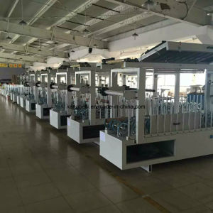 Window Decorative TUV Certificated Mingde Brand Woodworking Wrapping Machine pictures & photos