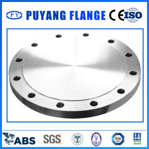 Forged Stainless Steel Blind Flange ASME B16.5/DIN/JIS/En1092-1/GB pictures & photos