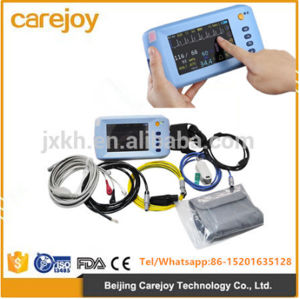 China Best Selling Multi-Parameter Vital Sign Patient Monitor with 5 Inch Screen-Candice pictures & photos