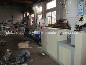 Water Treatment Mbbr Filter Media Extrusion Line pictures & photos