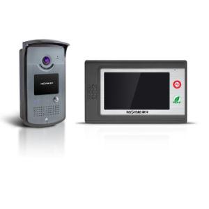 7 Inch Video Door Phone Villa Intercom System