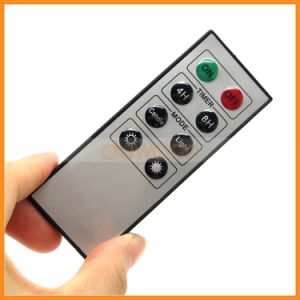 8 Keys Light Control Switch IR LED Controller Decorative Lamp Remote Controller pictures & photos