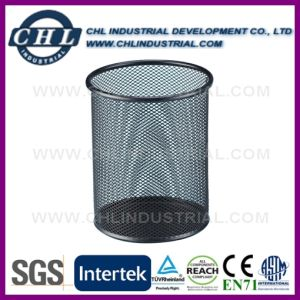Mini Office Supply Colorful Mesh Wire Pencil Cup for Promotional pictures & photos