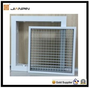 Removable Core Ceiling Eggcrate Grille for Heating and Air Conditioning System pictures & photos