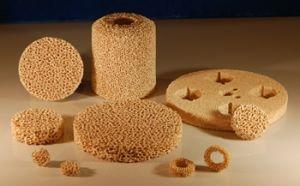 Zirconia Ceramic Foam Filter/Zro2 Ceramic Foam Filter for Metal Casting pictures & photos