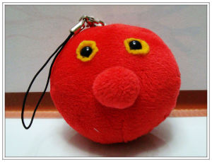Giant Red Blood Cell Plush Toy (SK-A006)