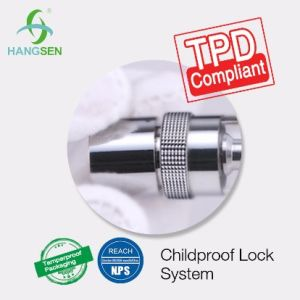 Childproof E Cigarette C5r Shadow Atomizer Tpd Compliant Starter Kit pictures & photos
