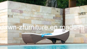 Rattan Rotating Daybed (CEN-10198)