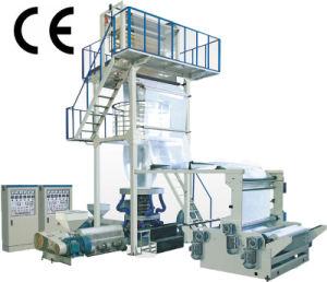 2 Layers Blown PE Film Extruder Plastic Film Machine pictures & photos