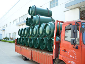 National Standard 1000 Kg R-142b Refillable Refrigerant Gas Cylinder pictures & photos