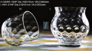 Hand Blown Glass Vase pictures & photos