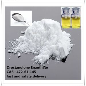 Factory Price Anabolic Steroids Powder Drostanolone Enanthate CAS No: 472-61-145