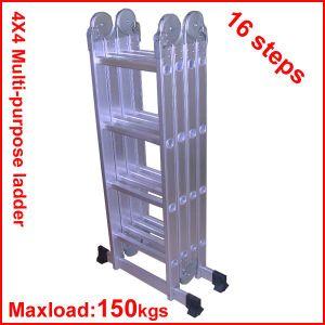 Multi-Purpose Aluminium Ladder pictures & photos