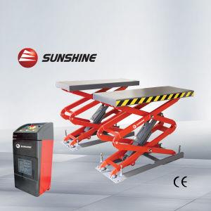 Underground Scissor Lift, Automobile Hoists, Electrical Hoist