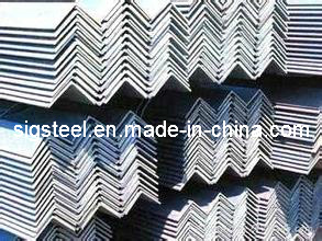 Competitive Price Equal Angle Steel Bar pictures & photos