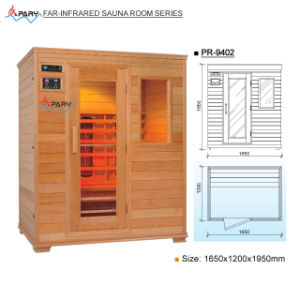 Pary Far-Infrared Sauna Room (Pr-9402)