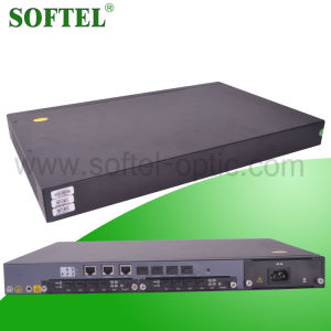 2014 FTTH Epon/Gepon Olt with Optional 1.25gbps SFP Pon Ports (Maximum 8 PON Ports) FTTX Optical Line Terminal in 2014 pictures & photos