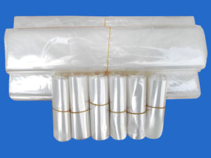 Factory Sale High Quality Transparent Polyolefin (POF) Heat Shrink Flat Bag, FDA Approved pictures & photos