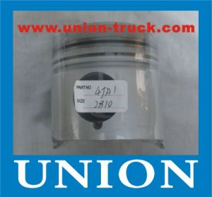 Isuzu Ai -4jj1X Engine Parts Piston Kit for Hitachi Excavcator