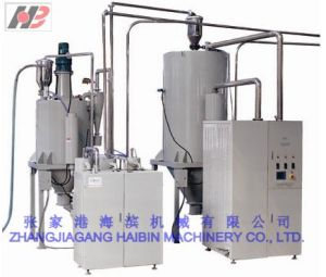 High-Effective Pet Crystal and Drying Conveying System