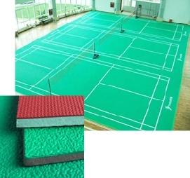 Sports Hall Floor (Sports Floor)