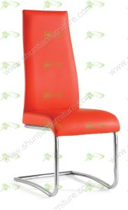 (SY-038) Home Furniture PU Leather Dining Chair pictures & photos