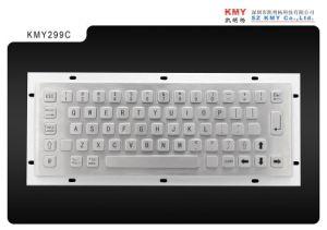 Hot Sale IP65 Waterproof Metal Keyboard (KMY299C) pictures & photos