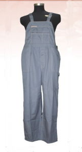 Classical Solid Color Bib Pants/Work Bib Overall