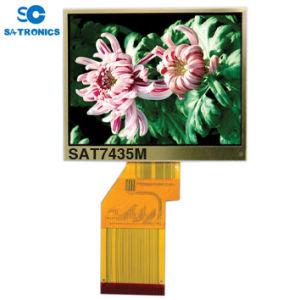3.5inch High Brightness 500nits TFT LCD Module