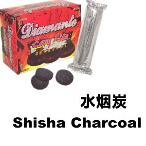Diameter 33 Mm Shisha Charcoal for Hookah pictures & photos