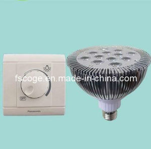 Dimmable 12*1W PAR38 LED Spotlight (CG-PAR38DSH12P1)