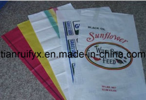 Beautiful Pictures High Quality 25kg Rice Bag (KR149) pictures & photos