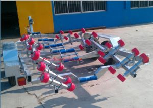 Boat Trailer (TR0211 with Red Rollers) pictures & photos