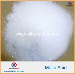 Food Ingredient Dl-Malic Acid CAS: 617-48-1 pictures & photos