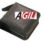 Fabric CD Wallet (E-1040)