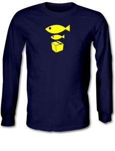 Long Sleeve T-Shirt for Fishing (QF-221)