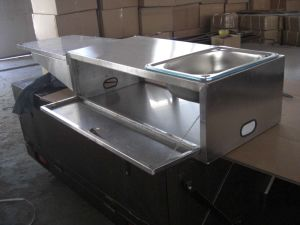 Outdoor Stainless Kitchen cabinet (LH0002) pictures & photos