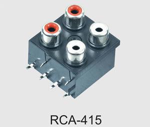 RCA Jack (RCA-415) pictures & photos