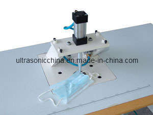 Ultrasonic Welding Machine for Belt of Mask pictures & photos