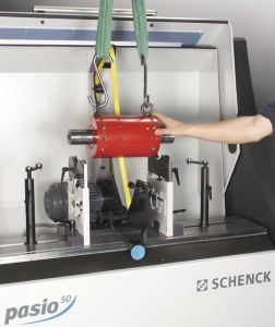 SCHENCK Balancing Machine (PASIO50) pictures & photos