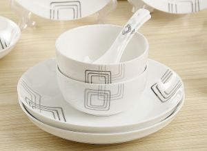 Simple But Elegant Ceramic Dinner Sets
