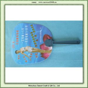 Hot Weather PP Hand Fan pictures & photos